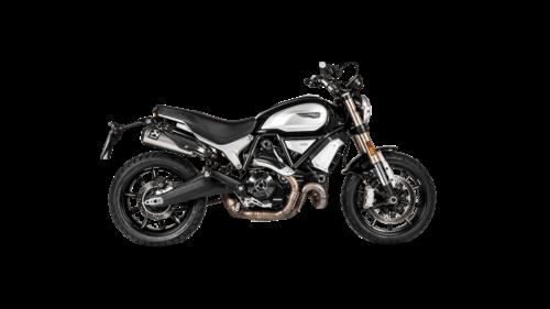 Ducati Scrambler 800/1100 | Mail in ECU Flash Tune | 15-19