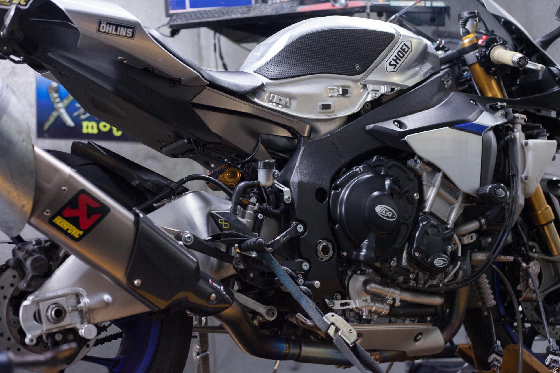 Motorcycle Dyno Tuning Part I