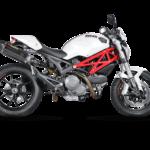 Ducati 659 Custom Tune