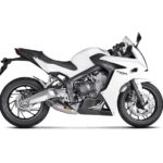 Honda CBR650F CUstom Tune