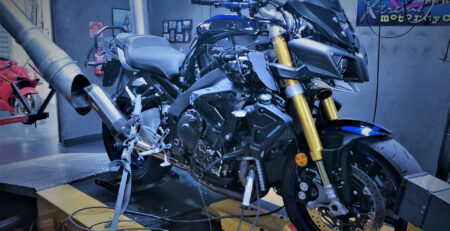 Motorcycle Dyno Tuning Part II