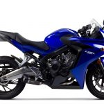 CBR650R Two Brother Exhaust Side