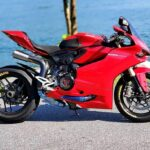 Ducati Panigale 1199 and 1299 Vandemon Full exhaust system 1
