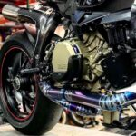 Ducati Panigale 1199 and 1299 Vandemon Full exhaust system 2