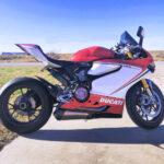 Ducati Panigale 899 959 1199 1299 Full Titanium side exhaust system 1