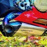 Ducati Panigale 899 959 1199 1299 Full Titanium side exhaust system 3