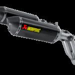 Akrapovic Slip-on Exhaust Triumph Speed Triple 1050
