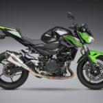 Kawasaki Ninja and Z400 Yoshimura Full titanium exhaust system