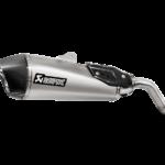 Triumph TIger 800 Akrapovic exhaust system