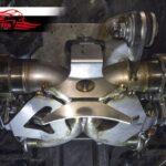 X-Pipe for Triumph Thruxton 1200, Bonneville T120 & Street Twin 3