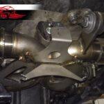 X-Pipe for Triumph Thruxton 1200, Bonneville T120 & Street Twin 8