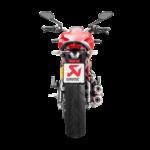 Ducati Monster 659 797 slip on exhausts 2